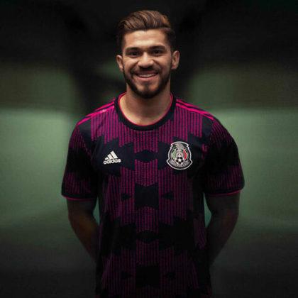 Nova camisa 1 do México