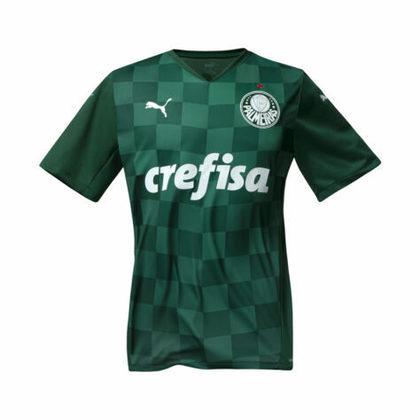 Nova camisa 1 do Palmeiras