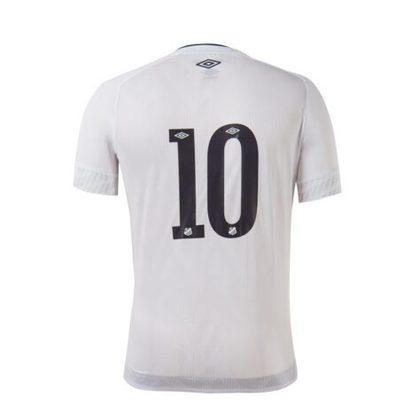 Nova camisa 1 do Santos - Modelo masculino
