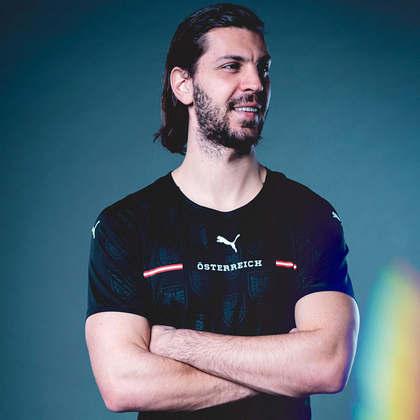 Nova camisa 2 da Áustria