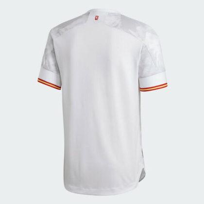 Nova camisa 2 da Espanha