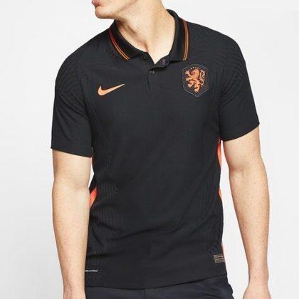 Nova camisa 2 da Holanda