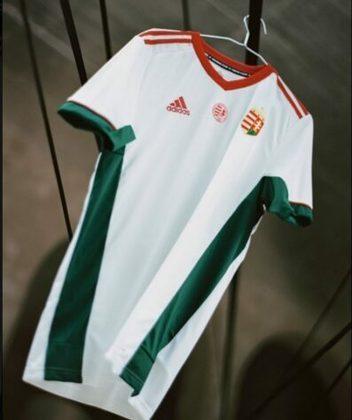 Nova camisa 2 da Hungria