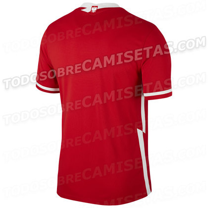 Nova camisa 2 da Polônia