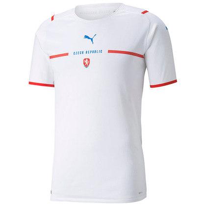 Nova camisa 2 da República Tcheca