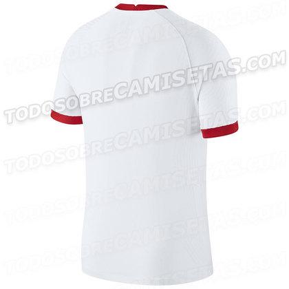Nova camisa 2 da Turquia
