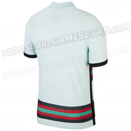 Nova camisa 2 de Portugal