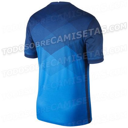 Nova camisa 2 do Brasil