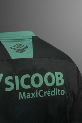 Nova camisa 3 da Chapecoense
