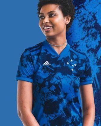 Nova camisa 3 do Cruzeiro