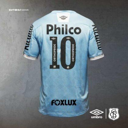 Nova camisa 3 do Santos