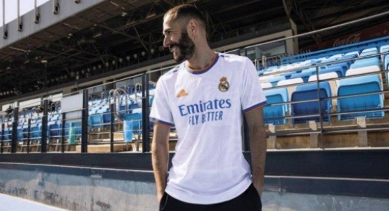 Nova camisa do Real 2