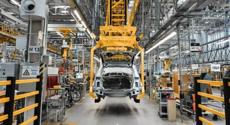 Complexo industrial passou por modernização