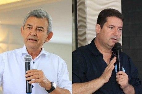 Dr João e Leo Vieira vão disputar o segundo turno