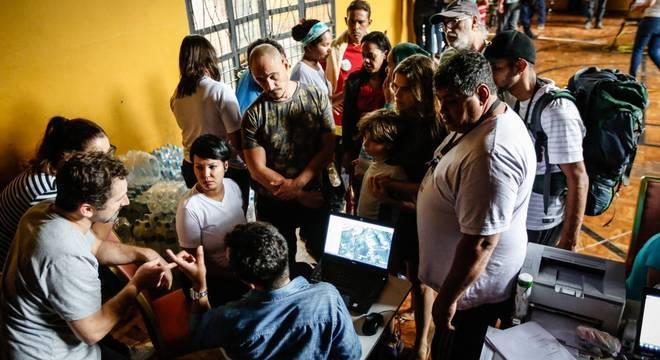 Risco de barragem romper afetou cerca de 170 pessoas em Nova Lima