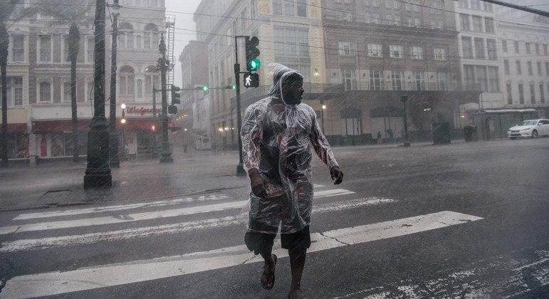 Moradores de Nova Orleans não se esquecem da destruição do Katrina