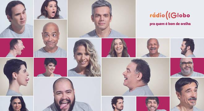 'Nova' rádio Globo. Fracasso fulminante. Que terminou com a emissora em São Paulo
