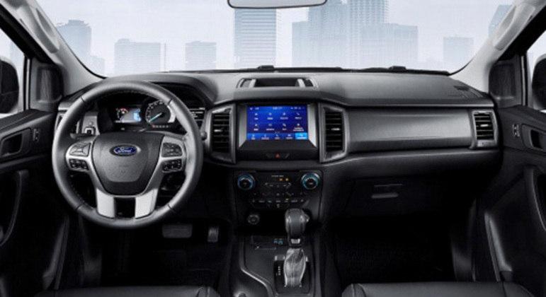 Modelo tem multimídia com compatibilidade com Apple CarPlay e Android Auto