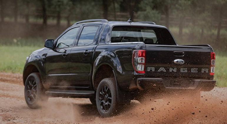 Ford Ranger pode demorar até 3 meses para ser entregue.