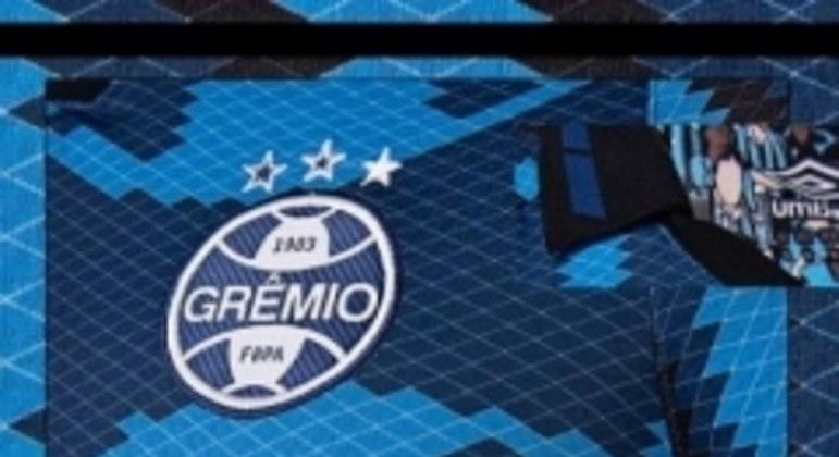Nova terceira camisa do Grêmio