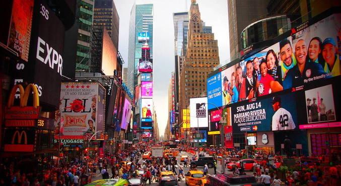 Prefeito diz que Nova York reabrirá 'totalmente' em julho