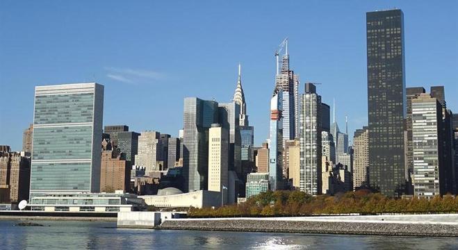 Novas 'agulhas' construídas mudam perfil de Nova York