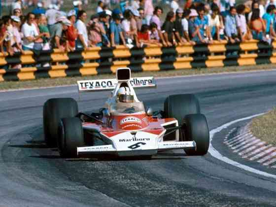 Nova Zelândia - Denny Hulme - GP da Argentina 1974.