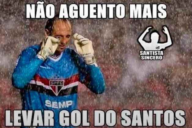 Novamente o Santos! O Tricolor ficou na semifinal da Copa do Brasil de 2015 ao ser derrotado pelo rival