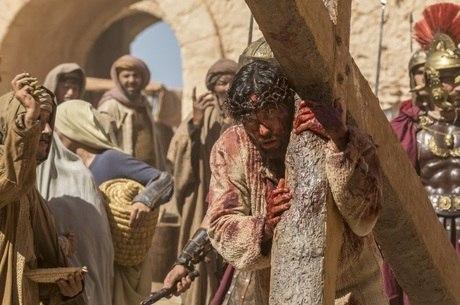 'Jesus' foi protagonizada por Dudu Azevedo