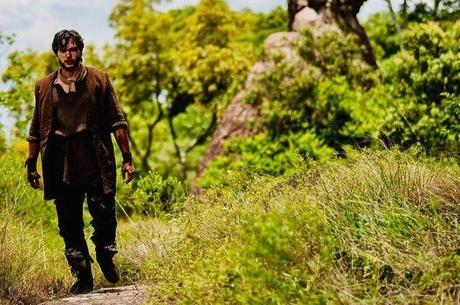 Bruno Guedes vai viver Noé na primeira fase de Gênesis, que estreia no dia 19 de janeiro na Record TV