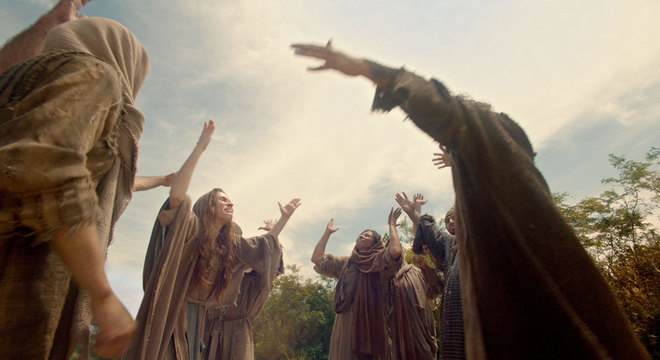 Jesus 04-02-2019 Capítulo 138