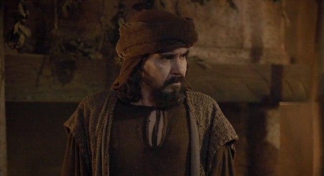 Barrabás reúne rebeldes para a revolta contra Pilatos