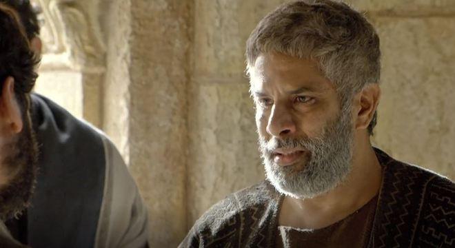 Shabaka estranha ao ver Barrabás com moedas
