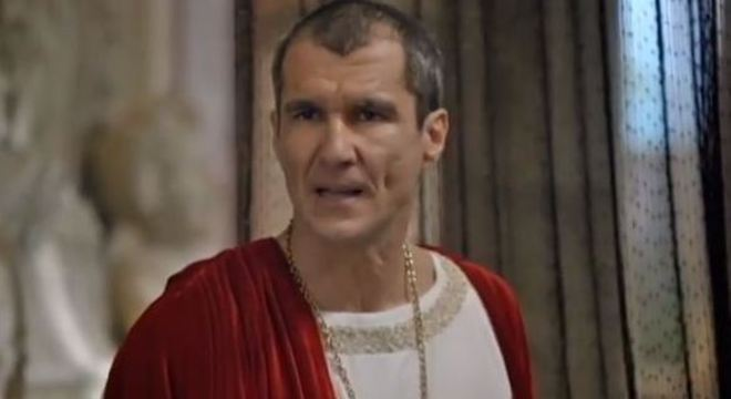 Pilatos fica irritado com a festa organizada pelos judeus