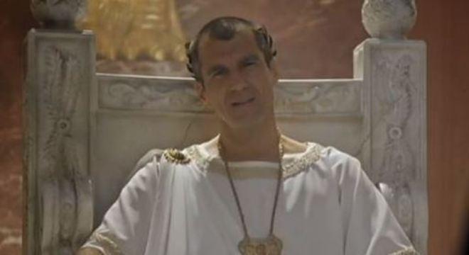 Pilatos exige uma explicação de Cláudia