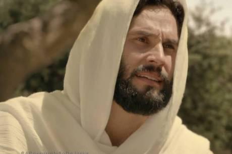 Jesus cura Bartimeu