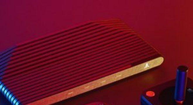 Novo console da Atari tem lançamento confirmado para outubro