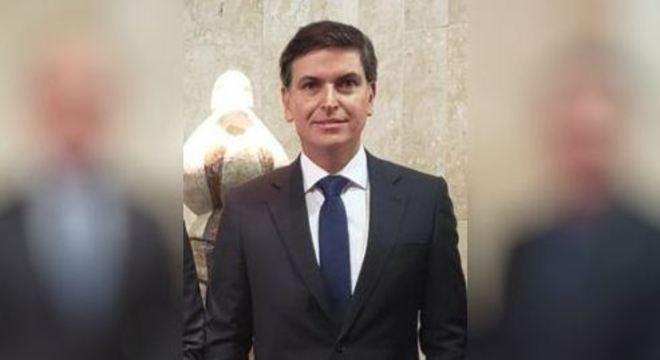 Novo diretor executivo PF, Carlos Henrique Oliveira