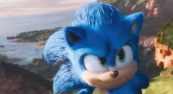 Novo filme de Sonic the Hedgehog estreia em abril de 2022