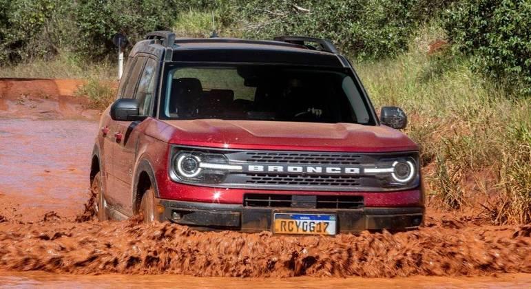 SUV conta com novo sistema de parâmetros de motor denominado GOAT