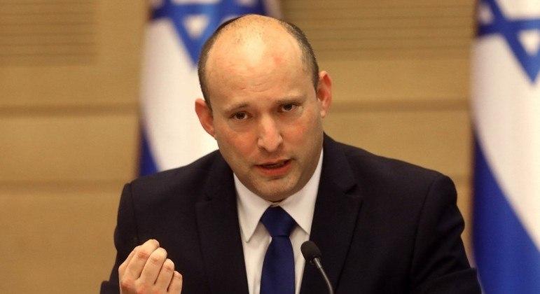 Novo primeiro-ministro de Israel, Naftali Bennett
