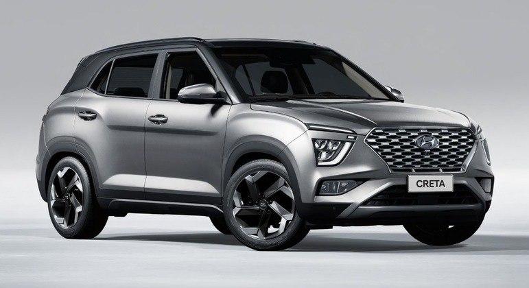 Novidade vem equipada com Hyundai SmartSense