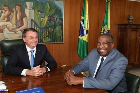 O novo ministro da Educação Carlos Alberto Decotelli