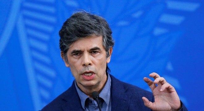 Na posse, Teich afirmou estar 100% alinhado com o presidente Jair Bolsonaro