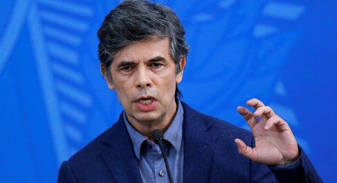 """No Planalto, Teich disse ter """"alinhamento completo"""" com o presidente Bolsonaro"""