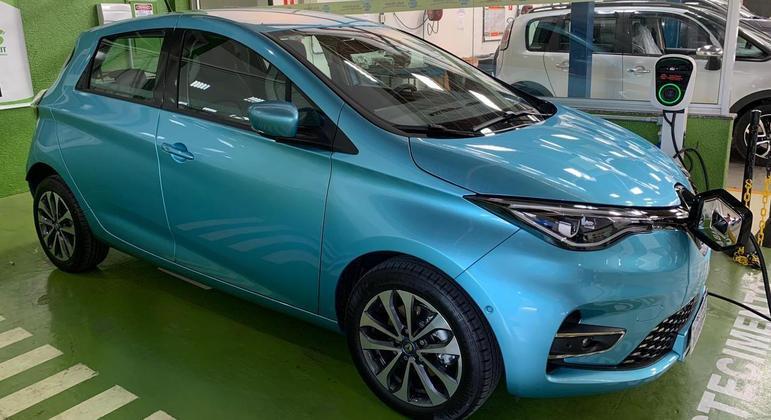 Abril teve crescimento de 1,6% na participação dos carros elétricos nas vendas totais de automóveis