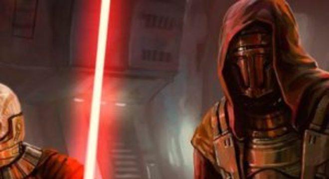 Novo Star Wars: Knights of the Old Republic pode estar em produção fora da EA