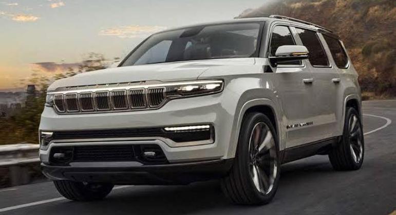 Novo Jeep de 7 lugares terá produção nacional e chega até o final deste ano
