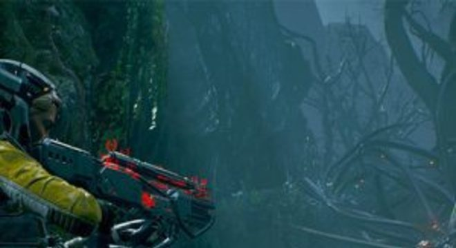 Novo trailer de Returnal para PS5 destaca os inimigos alienígenas