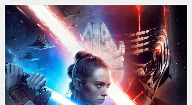 Novo trailer de Star Wars: A Ascensão Skywalker é divulgado